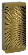 Gold Ridges Portable Battery Charger