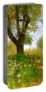 Golden Afternoon Portable Battery Charger