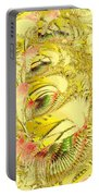 Golden Portable Battery Charger