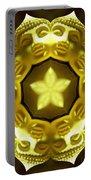 Golden Buddha Star Portable Battery Charger