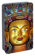 Golden Buddha Portable Battery Charger