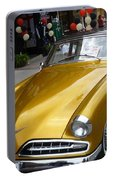 Golden Car Portable Battery Charger