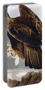 Golden Eagle Portable Battery Charger by John James Audubon