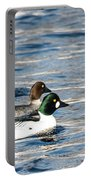 Golden-eyes Portable Battery Charger