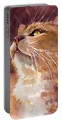 Golden Eyes Portable Battery Charger