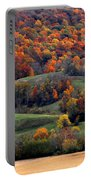 Golden Fields Golden Trees Green Pastures Portable Battery Charger