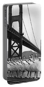 Golden Gate Bridge Ballet Portable Battery Charger
