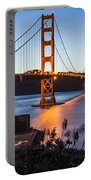 Golden Gate Night Portable Battery Charger