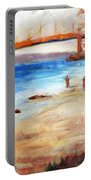 Golden Gate Stroll Portable Battery Charger