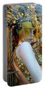 Golden Girl Portable Battery Charger
