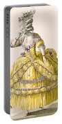 Golden Gown, Engraved By Dupin, Plate Portable Battery Charger