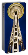 Golden Hour Tower Portable Battery Charger