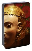 Golden Lady Portable Battery Charger