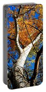 Golden Leaves II Portable Battery Charger