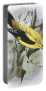 Golden Oriole Portable Battery Charger