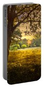 Golden Pastures Portable Battery Charger