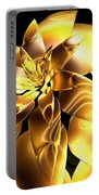 Golden Pineapple By Jammer Portable Battery Charger