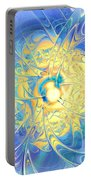 Golden Reflection Portable Battery Charger