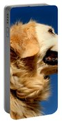 Golden Retriever Portable Battery Charger