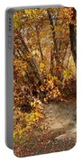 Golden Riverbank Portable Battery Charger