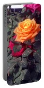Golden Rose Portable Battery Charger