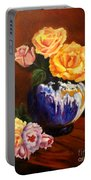 Golden Roses Jenny Lee Discount Portable Battery Charger