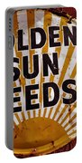 Golden Sun Feeds Portable Battery Charger