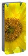 Golden Sunflower - 2013 Portable Battery Charger