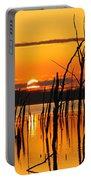 Golden Sunrise Portable Battery Charger