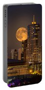 Golden Supermoon Portable Battery Charger