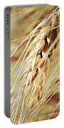 Golden Wheat Field Portable Battery Charger