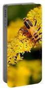 Goldenrod Beetle Portable Battery Charger