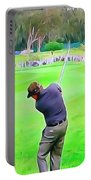 Golf Swing Drive Portable Battery Charger