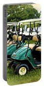 Golfers Take Your Pick Portable Battery Charger