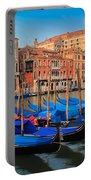 Gondola Row Portable Battery Charger