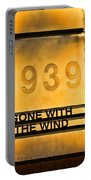 Gone With The Wind Portable Battery Charger