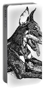 Good Dog Portable Battery Charger by Michael Volpicelli
