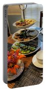 Good Eats In A Lovely Setting Portable Battery Charger
