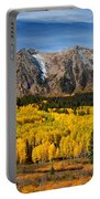 Good Morning Colorado Portable Battery Charger