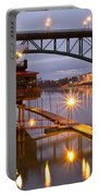 Good Morning Knoxville Portable Battery Charger