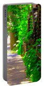 Goodbye Walking Away New Friends New Places To Visit Streets Of Verdun Montreal Art Scenes C Spandau Portable Battery Charger