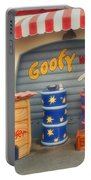 Goofy Water Disneyland Toontown Portable Battery Charger