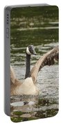 Goose Action Portable Battery Charger