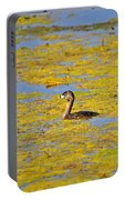 Gorgeous Grebe Portable Battery Charger