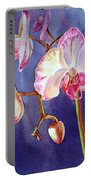 Gorgeous Orchid Portable Battery Charger