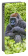Gorilla Resting Portable Battery Charger