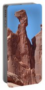 Gossips At Arches National Park Portable Battery Charger