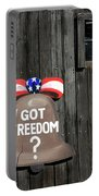 Got Freedom Portable Battery Charger