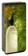 Gothic Autumn Portable Battery Charger