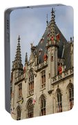 Gothic Bruges Portable Battery Charger